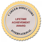 TORI Career Directors International      Best Cover Letter  st Place Award