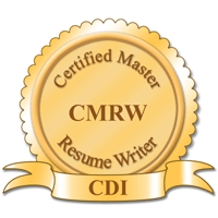 Certified Master Resume Writer CMRW Credential