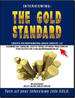 Interviewing the Gold Standard with Custom Cover