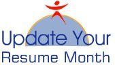 Update Your Resume Month Career Directors International