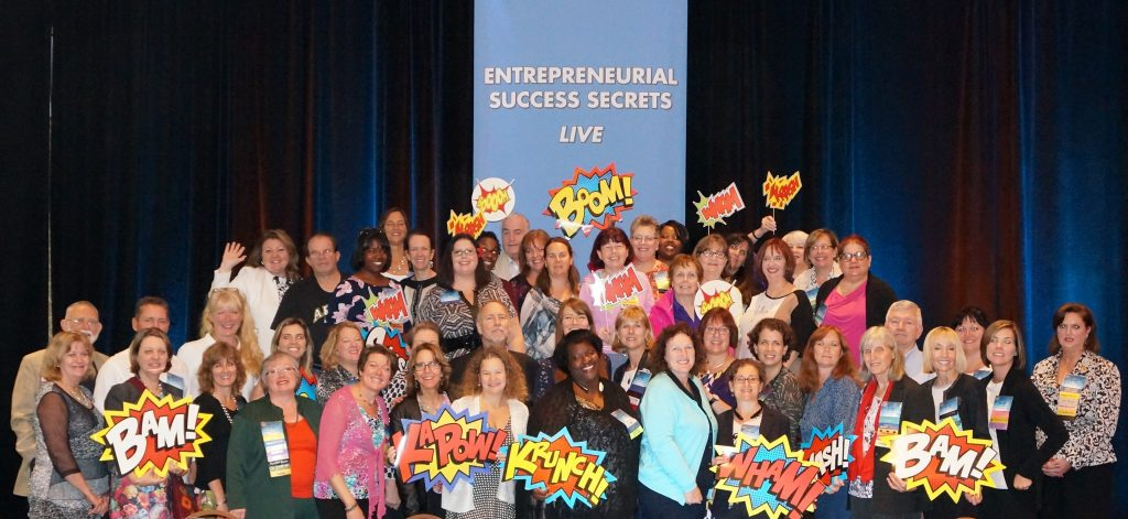 Resume Writers and Career Coaches at CDI Entrepreneurial Success Secrets Live Career Conference