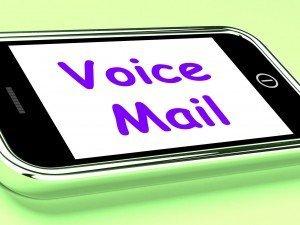 voice mail photo