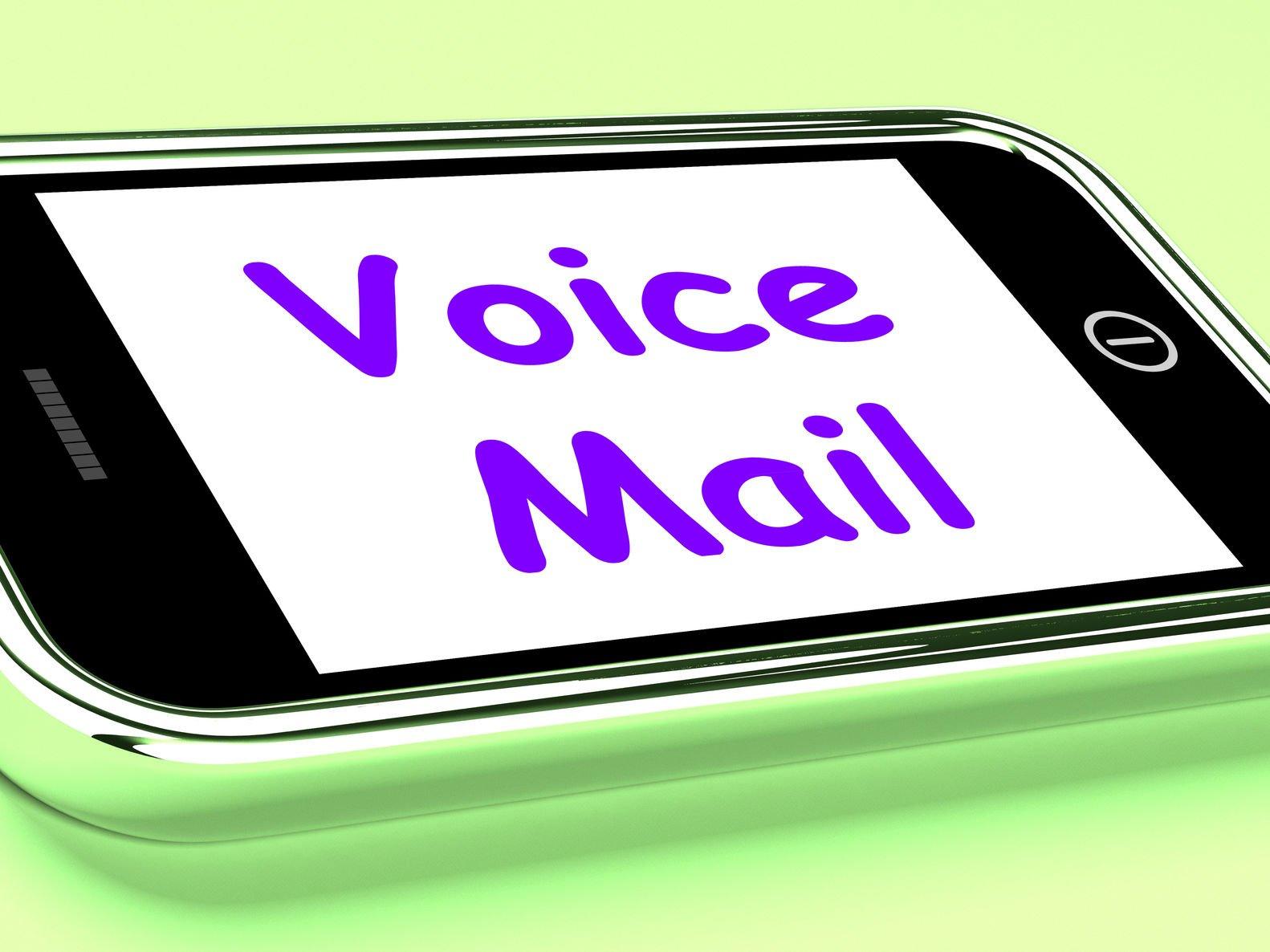 don t let voice mail debilitate your job search voice mail photo