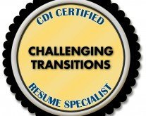 New Resume Writing Credential for Job Seekers with Challenging Transitions