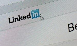 linkedin homepage; editorial