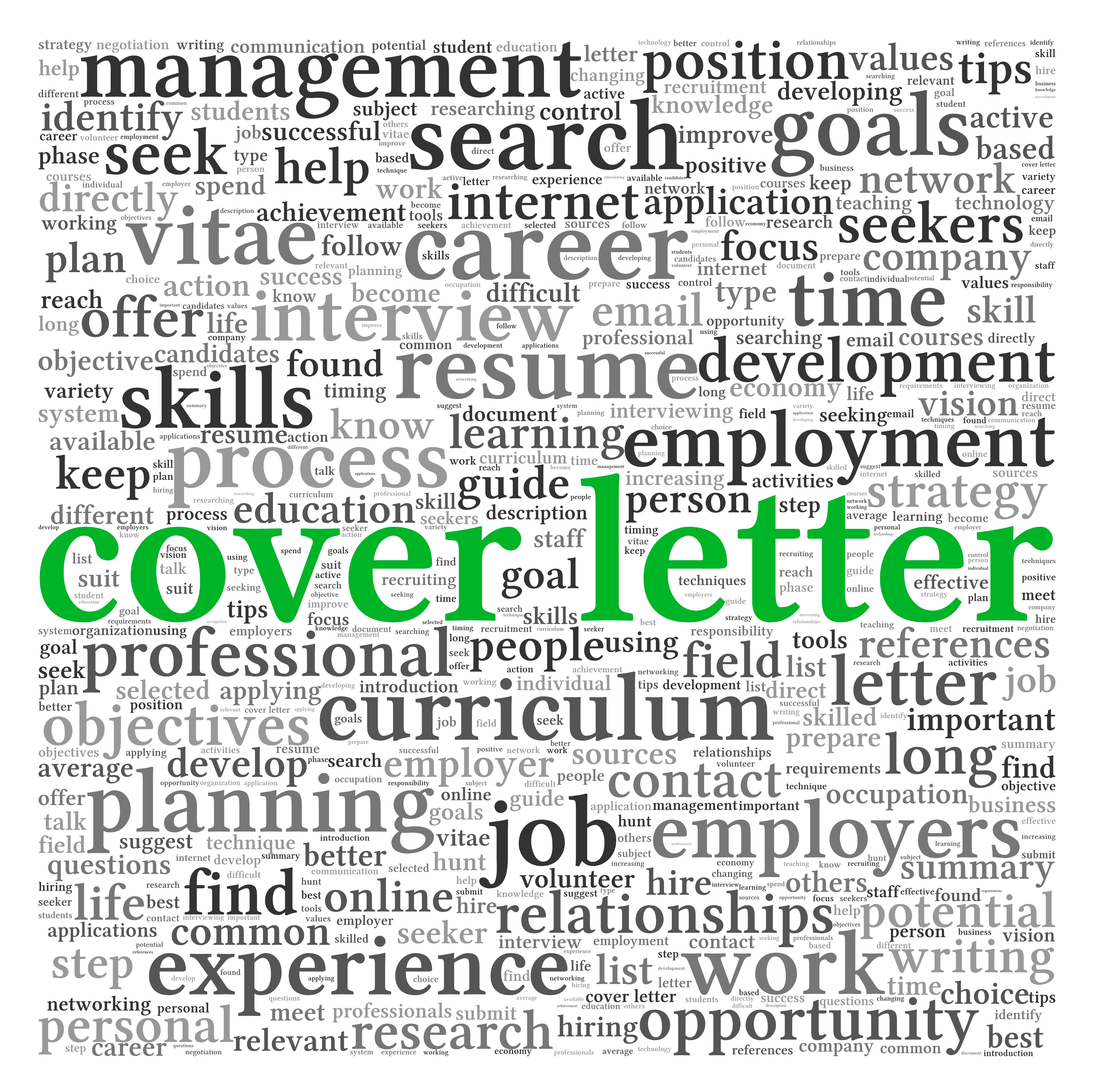 The Cover Letter – An Essential Jobseeking Tool