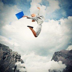 CDI Blog Barb Poole 12-3-15 woman jumping gap