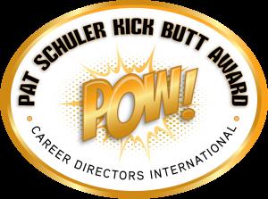Pat Schuler Kick Butt Award logo