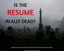 Video Tip: Is the resume really dead?
