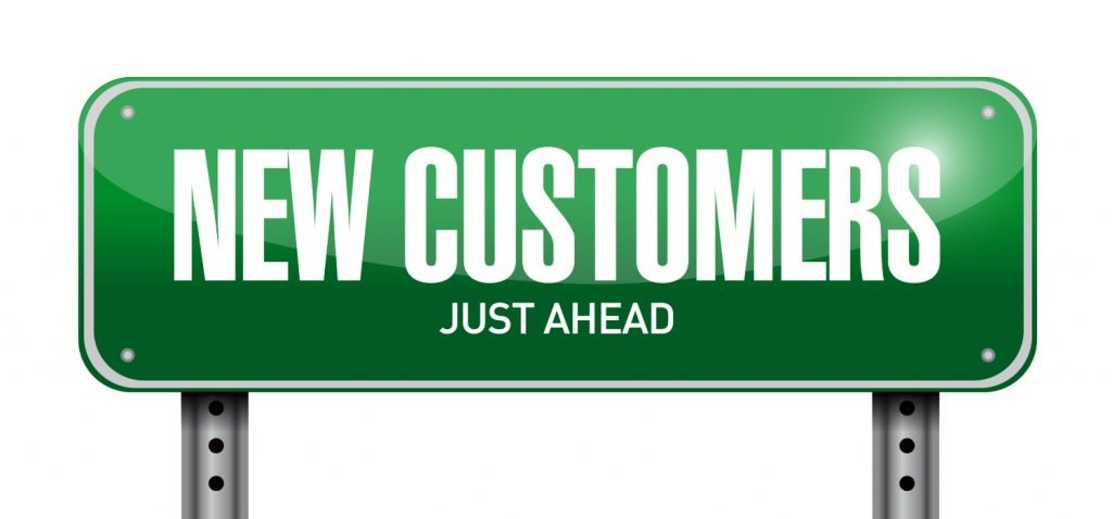 Get new customers with these strategies