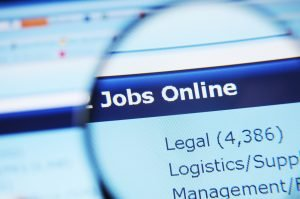 using job boards to find jobs online