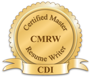 Professional resume writers certified