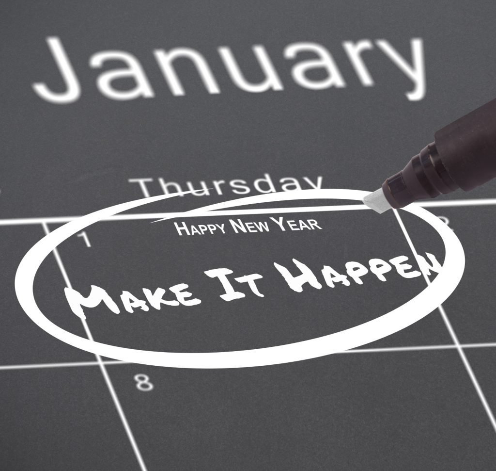 New Year Goals for Success