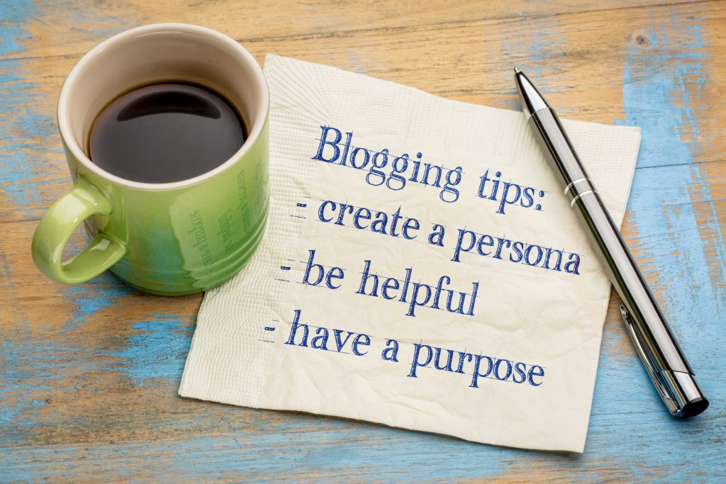 Blogging best practice tips for resume writers and career coaches