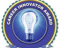 Career Innovation for Resume Writers and Career Coaches: CDI Career Innovator Award Logo