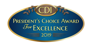 CDI President's Award for excellence in service for resume writers and career coaches