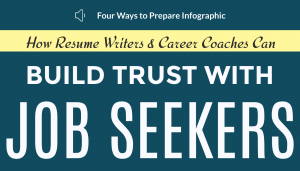 Infographic for Resume Writers & Career Coaches: Help Job Seekers Validate & Trust Your Services