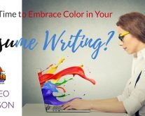 Resume Writing - Graphic Resumes With Color and Design