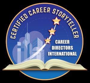 Certified Career Storyteller logo