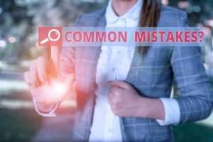 Common Job Search Mistakes