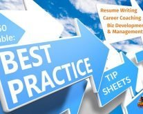 Best Practices for Resume Writers, Career Coaches & Career Entrepreneurs