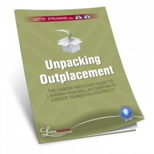 Cover to Unpacking Outplacement