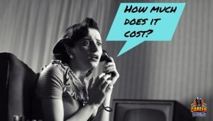 The Dreaded: How Much Do Your Resume Writing or Career Services Cost? Question