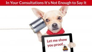 Showing Proof in Your Career Services or Resume Writing Consultation