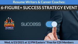 Build a 6-figure-plus resume writing and career coaching business