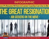 CDI's The Great Resignation Strategies for Resume Writers & Career Coaches