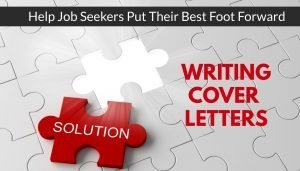 Do job seekers need cover letters? Selling and Writing Cover Letters - Best Practices Tip Sheet