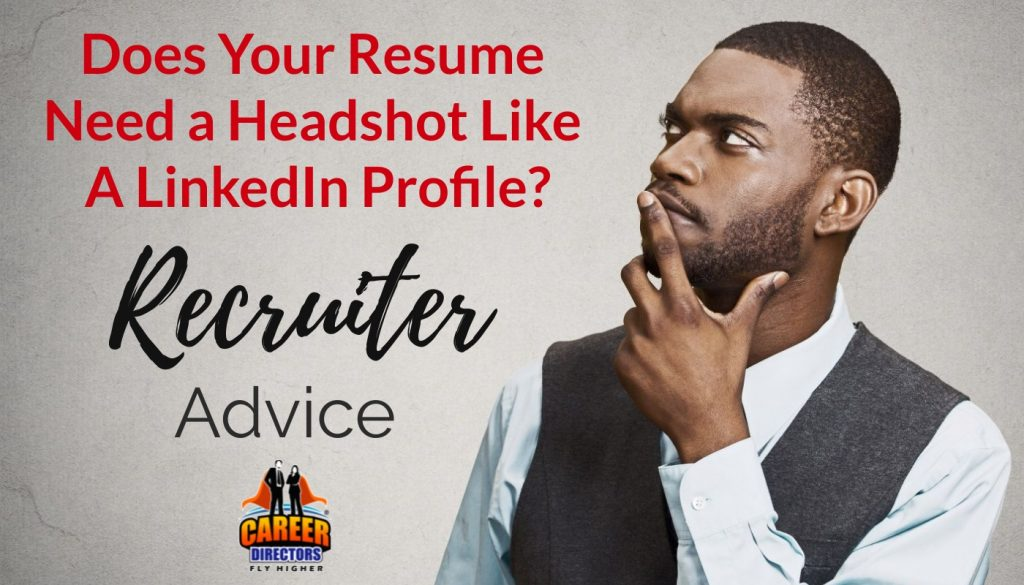 Resume Headshot