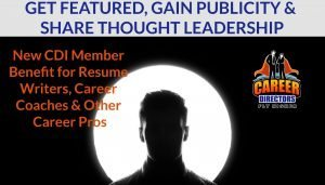 New CDI Member Benefit: Featured Career Professional & Thought Leader