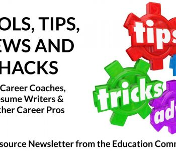 CDI's Tools, Tips, News and Hacks Resource Newsletter