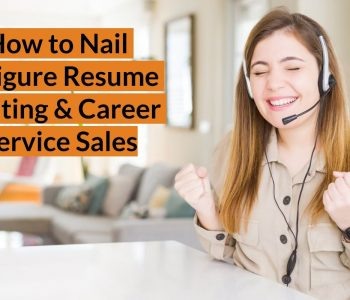 Excited to Land a 4-Figure Resume Writing & Career Services Package Sale